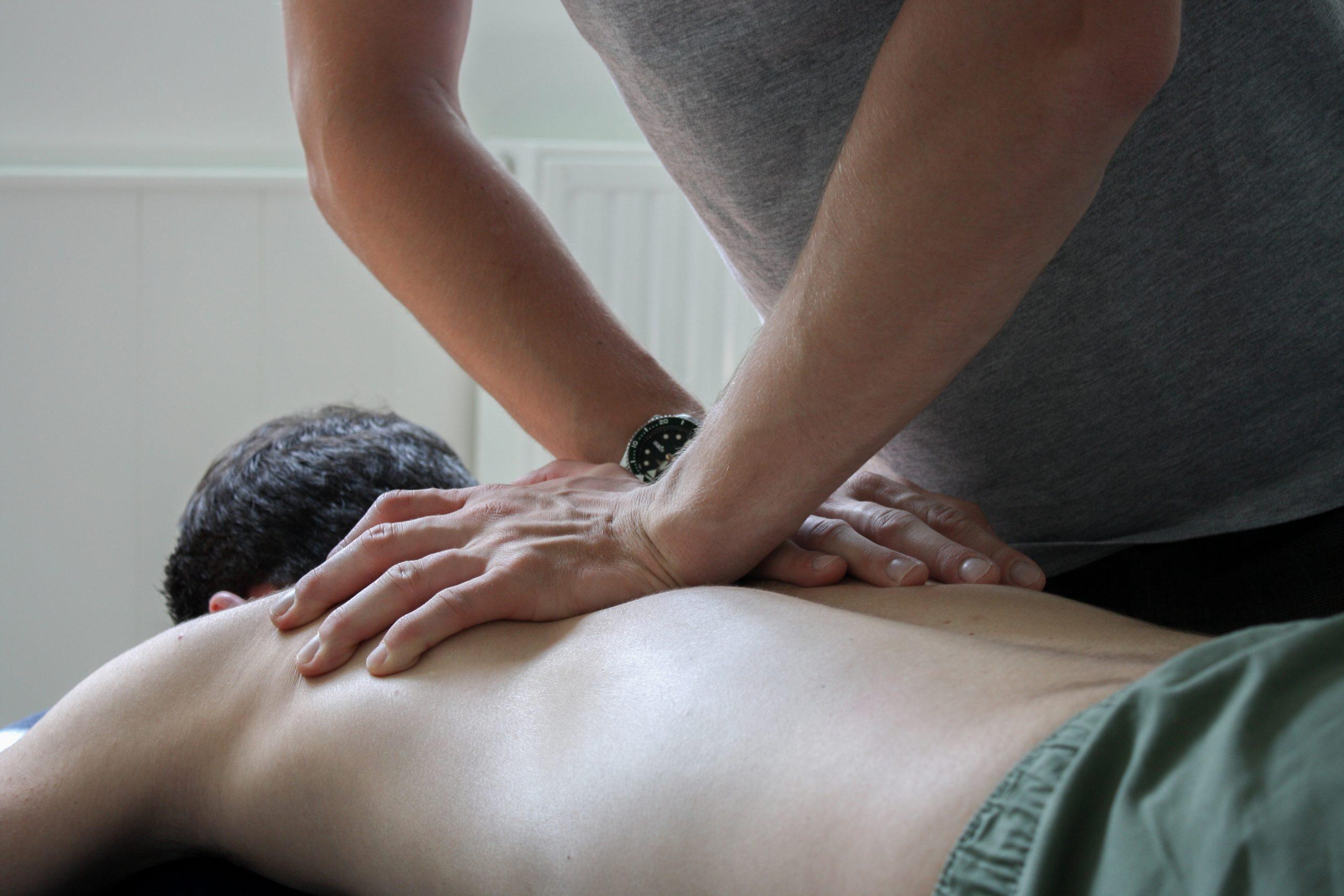 Behandeling kinesitherapie