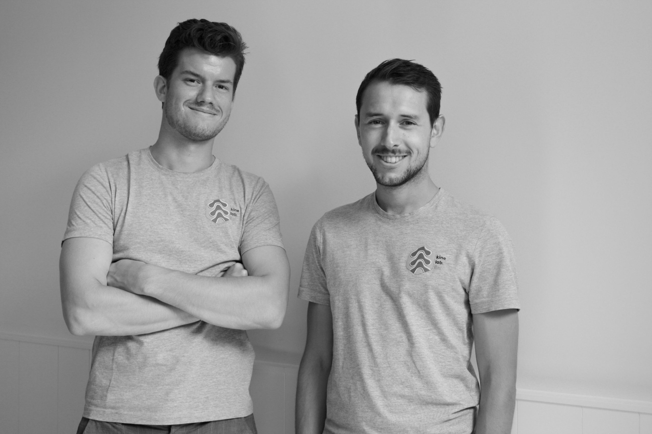 Maarten & Gilles - onze kinesisten